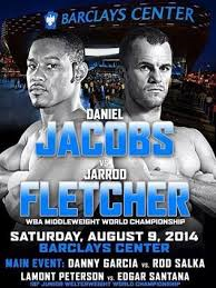 Daniel Jacobs vs. Jarrod Fletcher Prediction - Potshot Boxing