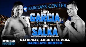 Garcia vs. Salka Prediction - Potshot Boxing