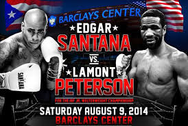 Lamont Peterson vs. Edgar Santana Prediction - Potshot Boxing