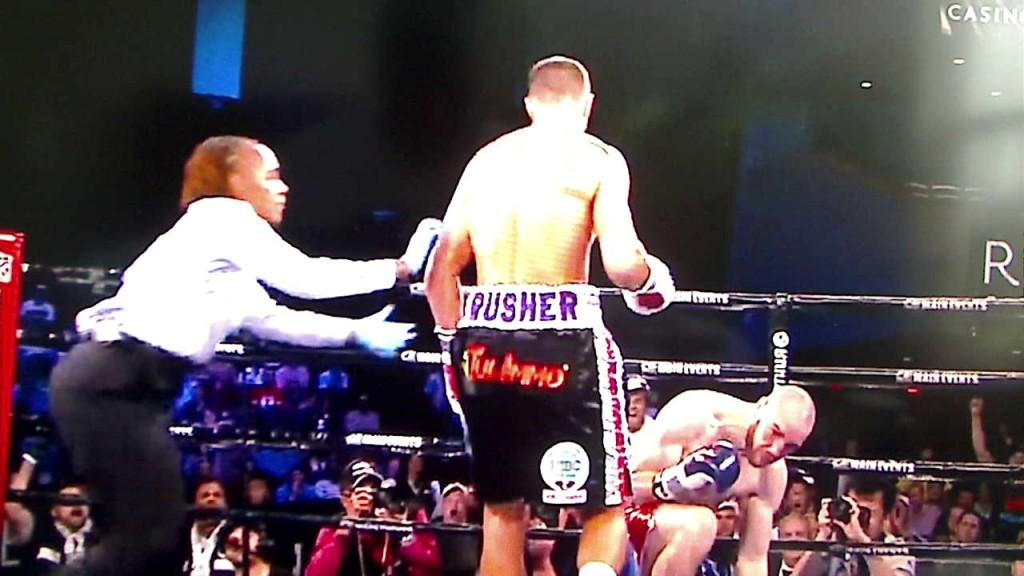 Kovalev Krushes Caparello - Potshot Boxing