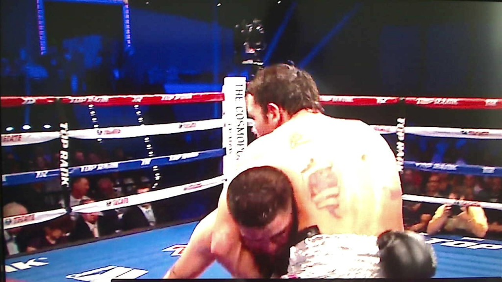 Rios vs. Chaves FoulFest - Potshot Boxing