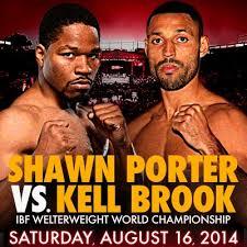 Shawn Porter vs. Kell Brook Prediction - Potshot Boxing