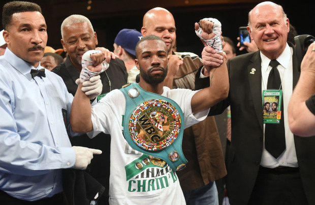 gary russell, jr. featherweight champions - Potshot Boxing
