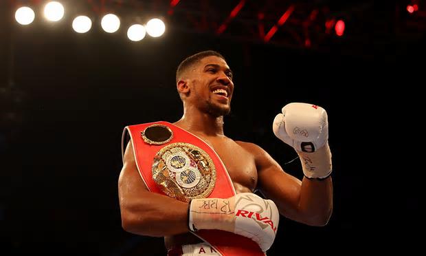 heavyweight champions - Potshot Boxing