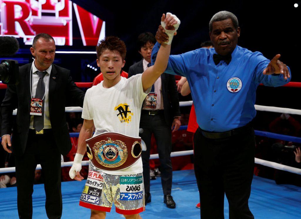 junior bantamweight champions - Potshot Boxing