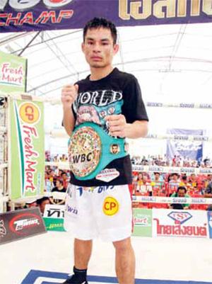 strawweight champions - Potshot Boxing