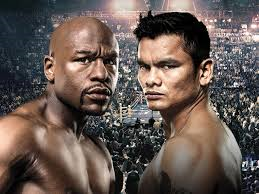 Mayweather vs. Maidana 2 replay - Potshot Boxing