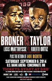 adrien broner vs. emmanuel taylor prediction - Potshot Boxing