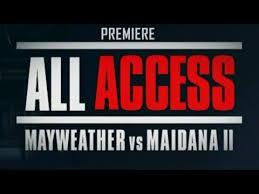All Access: Mayweather vs. Maidana II - Episode 3 - Potshot Boxing