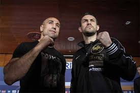 arthur abrabam vs. paul smith TOTT - Potshot Boxing