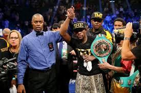 PSB boxing poll Floyd Mayweather - Potshot Boxing