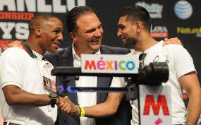 Amir Khan vs. Devon Alexander is on - Potshot Boxing