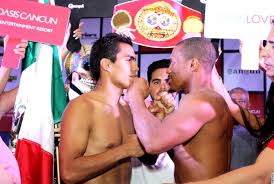 Carlos Molina vs. Cornelius Bundrage TOTT - Potshot Boxing