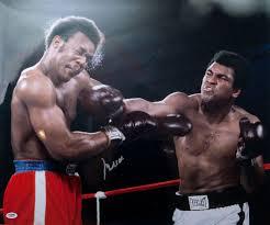 Muhammad Ali vs. George Foreman Anniversary
