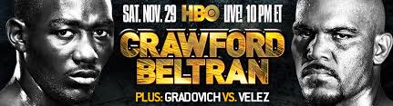 crawford vs. beltran prediction - Potshot Boxing