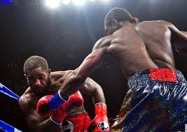 Nassam N'Dam vs. Curtis Stevens Results - Potshot Boxing