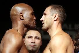 Bernard Hopkins vs. Sergey Kovalev weigh in - Potshot Boxing