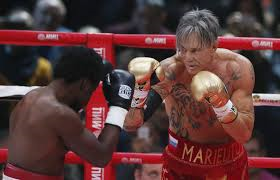 Rourke's comeback - Potshot Boxing
