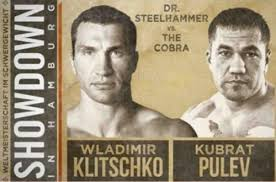 TOTT - Wladimir Klitschko vs. Kubrat Pulev - Potshot Boxing