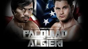 pacquiao vs. algieri prediction - Potshot Boxing