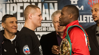 Adonis Stevenson vs. Dmitry Sukhotsky TOTT - Potshot Boxing