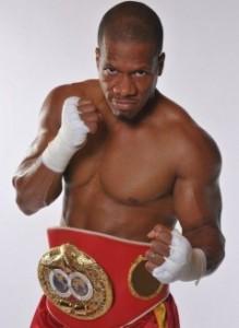 Cornelius Bundrage 2014 Comeback Figher of the Year - Potshot Boxing