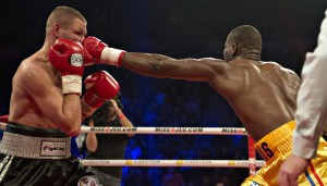 PSB fight of the month December 2014 - adonis stevenson vs. dmitry sukhotsky - Potshot Boxing