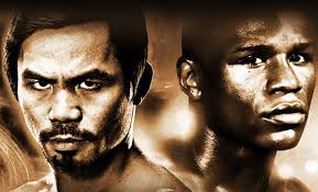 mayweather vs. pacquiao is almost here - Potshot Boxing