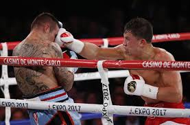 golovkin vs. murray FOTT - Potshot Boxing