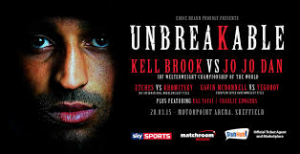 kell brook vs. jo jo dan prediction - Potshot Boxing
