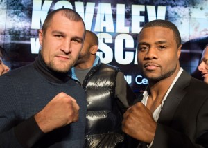 kovalev vs. pascal prediction - Potshot Boxing