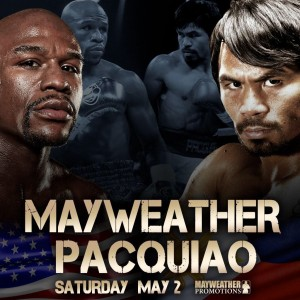 floyd mayweather vs. manny pacquiao undercard - Potshot Boxing