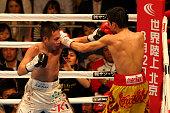 Katsunari Takayama vs. Fahlan Sakkreerin Jr - Pothsot Boxing