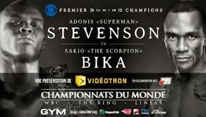 bika vs. stevenson prediction - Potshot Boxing