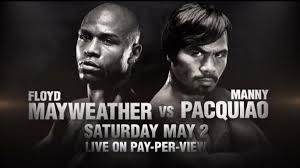 mayweather vs. pacquiao weigh-in admission - potshot boxing