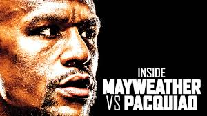 inside mayweather vs. pacquiao - Potshot Boxing