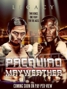 mayweather vs. pacquiao prediction - Potshot Boxing