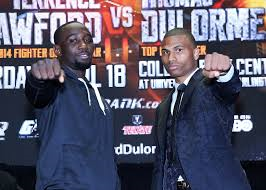 terence crawford vs. thomas dulorme boxing poll - Potshot Boxing