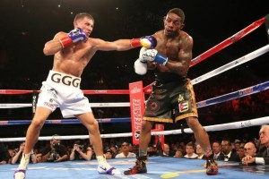 Gonzalez shines and GGG destroys - Potshot boxing