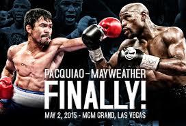 Mayweather vs. Pacquiao TOTT - Potshot Boxing