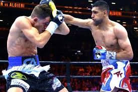 amir khan vs. chris algieri recap - Potshot Boxing