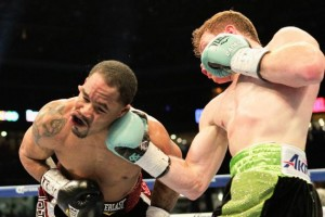 canelo vs. kirkland boxing results - Potshot Boxing