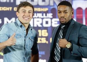 gennady golovkin vs. willie monroe prediction - Potshot Boxing