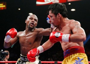 mayweather vs. pacquiao boxing results - Potshot Boxing