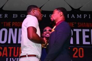 adrien broner vs. shawn porter prediction - Potshot Boxing