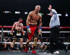 andre ward and 6-20-2015 boxing results - Potshot Boxing