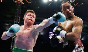 canelo alvarez vs. james kirkland FOTT - Potshot Boxing