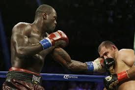 wilder vs. molina recap 6-13-2015 - Potshot Boxing