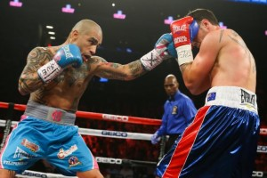 Cotto vs. Geale Fight of the Month - Potshot Boxing