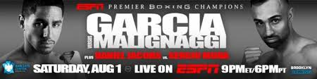 garcia vs. malignaggi prediction - Potshot Boxing